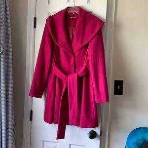NWOT Merona Wool Coat